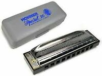 WANTED - Blues Harmonica Lessons (Diatonic)