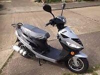 Moped 50cc Jonway Madness