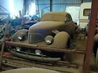 wanted vintage or classic car, solid old car