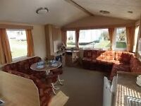 2008 Willerby Vacation 35x12x2bedroom caravan for sale scotland ayrshire