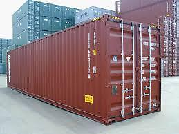 Storage Containers for Sale and Rent! 20' and 40' New and Used Cambridge Kitchener Area image 3