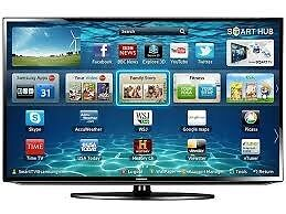 "40"" Samsung smart TV selling it for £220,price is negotiable and guaranteed"