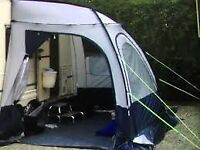 Sunncamp scenic caravan porch awning