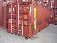 Used Cargoworthy Containers,storage for sale in Belleville