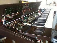 Headphone, Microphone, Drum Machine, Synth and Keyboard Repair.