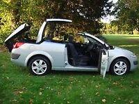 Renault Megane convertible £1200