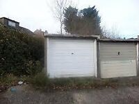 lock up garage for sale in London! Parking/storage/property investment for sale!