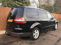 FORD GALAXY 2.0 DIESEL PCO READY FOR SALE