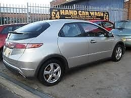 2006 HONDA CIVIC 2.2 CDTi N22A MANUAL BREAKING FOR PARTS