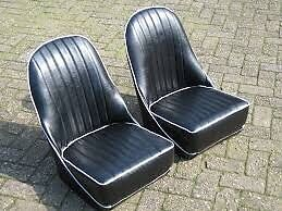 1960 Triumph Herald front seats and frame