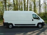 Man & Van for Hire for Long Distance Removals from Bournemouth & Poole to London Midlands or North