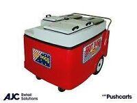 Hotdog cart & equipment for sale