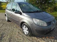 2003 53 RENAULT MEGAN SCENIC 1.4 MOT 7/2017 DELIVERY ANYWHERE IN UK PART EX WELCOME