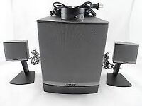 Bose Companion 3 Series II speakers for sale