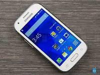 Samsung Galaxy acc Brand new white colour unlocked! !!