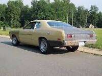 WANTED 1970-1974 DODGE DEMON OR PLYMOUTH DUSTER