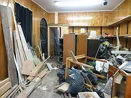 RAPID RUBBISH. HOUSES CLEARANCE,ALL RUBBISH REMOVAL, WE TAKE EVERYTHING.
