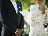 Wedding officiant / celebrante de marriage