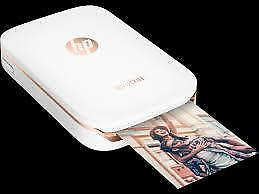 HP Sprocket instant smartphone picture printer   brand new sealed.