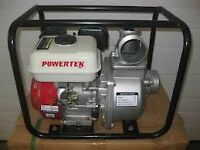 "New in the box 4"" Water Pump High Flow 100C"