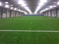 Summer soccer turf specials! Book it now!!