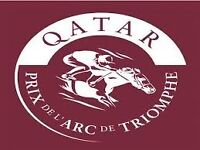 THE QATAR PRIX DE L'ARC DE TRIOMPHE Horse Racing Tickets For Sale 01/10/17