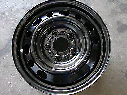 FORD ESCAPE RIMS STEEL 5X108 - 5X114.3