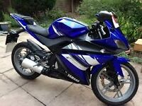 BREAKING YAMAHA YZF-R125 / YZFR125 ALL PARTS AVAILABLE