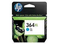 HP 364 XL Ink Cartridge Cyan