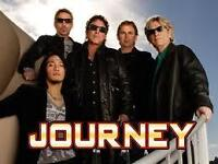 Journey**GUARANTEED LOW PRICE!!Jul 25