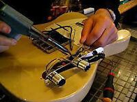 Lutherie Guitare