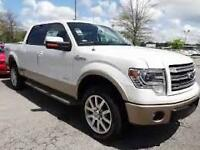 2014 F150 KING RANCH ECO BOOST