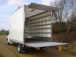 MAN WITH A LUTON VAN AFFORDABLE HOUSE MOVES, CLEARENCE, DELIVERIES