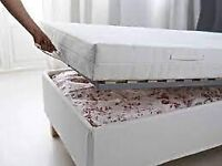 Ikea single storage bed 'sultan alsarp'