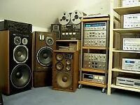 WANTED......your old Hi Fi. Amps Turntables CD Speakers...Cash Waiting !