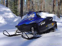 up for trade 2008 polaris iq600 ho