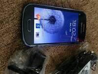 Samsung Galaxy S3 Brand new condition black colour! ! Unlocked