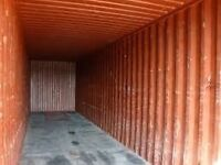 40′ Storage Container for rent