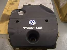 Volkswagen Engine Cover