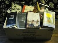 Box of books, just $5!!