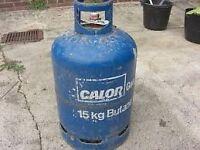 15kg calor gas bottle (empty)