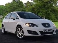 2012 seat leon se cr copa{excellent spec,just serviced,finance,warranty ava,0 road tax}