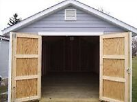 Wanted - Barn/outbuilding/large garageTo let