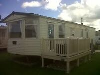 carnaby siesta static caravan scotland dumfries and galloway three lochs holiday park mint condition