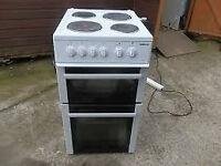 Beko Electric Cooker BD533AW