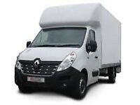 MAN AND MAN HOUSE REMOVALS SPECIAL OFFER INTERNATIONAL MOVES LARGE VAN SHORT NOTICE