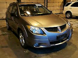2004 Pontiac Vibe Mint Clean All Option AS/IS