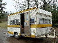 Looking for camper trailer