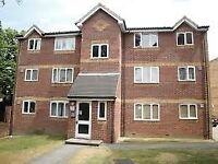 One double bed purpose built flat available in Barking, IG11, WATER BILLS INCLUDED