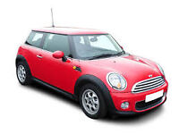 Mini One Red or Blue pref. Good condition with MoT